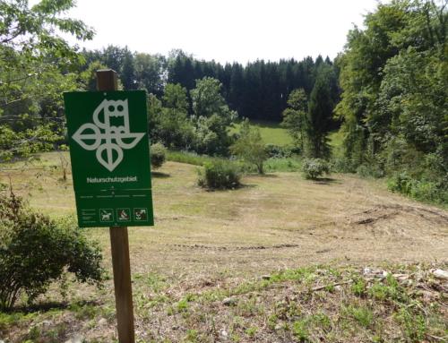 Betreuung kommunale Naturschutzgebiete