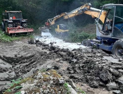 Betreuung Naturschutzgebiete Kanton Aargau